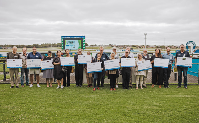 Recipients with cheques 2020